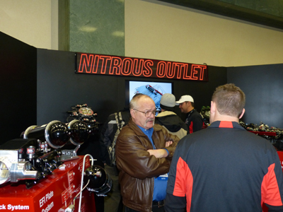 The Dragtime News - 2013 Performance Racing Industry Show